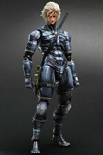 Figurine Play Arts Kai Raiden - Metal Gear 2 - 28 cm - Square Enix