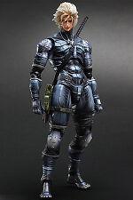Figurine Play Arts Kai Raiden - Metal Gear 2 - 28 cm - Square Enix