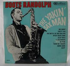 Vintage Boots Randolph The Yakin' Sax Man Album Vinyl LP RCRM-3743