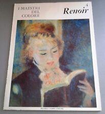 I MAESTRI DEL COLORE Renoir (n.4) - Fabbri Editori 1963