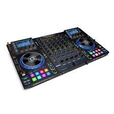 Denon MCX8000 Standalone 4 Channel Serato USB DJ Controller Inc Warranty