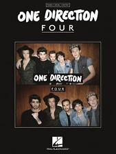 FOUR - ONE DIRECTION - PIANO/VOCAL/GUITAR SONGBOOK 142466