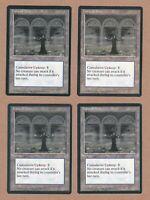MTG - 4X Halls of Mist X4 - Ice Age - Rare NM/MT - Playset