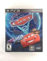 Cars 2, Disney Pixar - (Sony PlayStation 3, 2011) VG Condition, CIB, *TESTED*