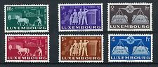 STAMP / TIMBRE DU LUXEMBOURG NEUF N° 443/448 ** EUROPE UNIE COTE 200 €