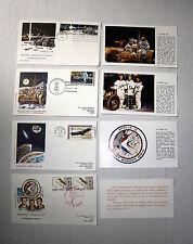 Francobolli #APOLLO 15 - 1971 #10° ANNIVERSARIO INIZIO PROGETTO APOLLO# FDC Roma
