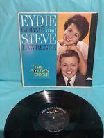 STEVE LAWRENCE & EYDIE GORME - THE GOLDEN CIRCLE - VINTAGE VINYL LP