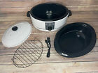 Nesco 6 QT Electric Roaster Air Oven Model 4946-10 - Tested photo