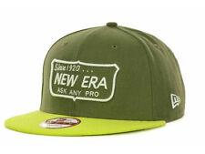 """New Era Originals 9FIFTY """"Ask Any Pro"""" Men's Adjustable Snapback Cap Hat"""