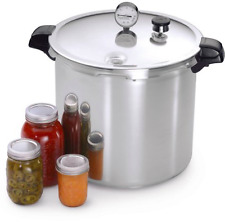 Pressure Cookers Canner Stainless Steel Valve 23 Qt Home Kitchen Cookware Pot