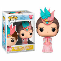 Funko Pop Disney Mary Poppins Pink Dress Vinyl Figure NEW collectable Gift Idea