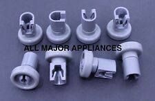 DISHLEX-W/HOUSE-SIMPSON DISHWASHER TOP BASKET ROLLERS X 8 50286967-00/0