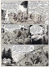 RIAL LE LOUP INTRIGUE DANS LA DIVISION PLANCHE ARTIMA ANNEES 1950 PAGE 18