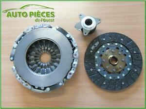 KIT EMBRAYAGE ET BUTEE HYDRAULIQUE POUR SSANGYONG RODIUS 2.7 Xdi - Neufs