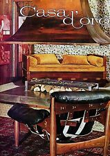 Casa d'oro Arredamento Vol. II Fratelli Fabbri Editore 1966