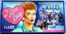 I LOVE LUCY Board Game, 1997, Talicor, Excellent Plus