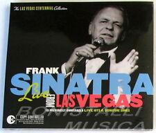 FRANK SINATRA - LIVE FROM LAS VEGAS - CD Sigillato