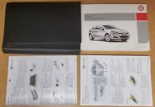 GENUINE VAUXHALL ASTRA OWNERS MANUAL HANDBOOK WALLET 2004-2010 PACK E-147