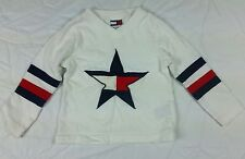 TOMMY HILFIGER Toddlers Vintage 2T Long Sleeve Shirt