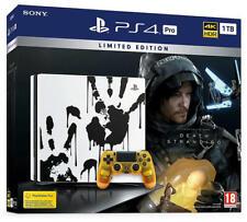 PS4 Pro 1TB + Death Stranding Limited Edition Nuova Sigillata Da Collezione!!