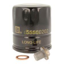 SAAB 93 9-3 98-03MY B204 B205 B235 PETROL ENGINE OIL FILTER & SUMP PLUG 93186554