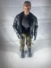 Hot Toys Terminator T-800 (Battle Damaged Version) Custom
