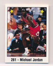 1988 89 Panini Spanish Sticker Michael Jordan #261 First Panini Espana RARE
