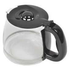 Coffee Maker Glass Jug with Lid for Morphy Richards 10027