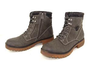 TOM TAILOR Schuhe Stiefel Boots Stiefeletten Damenstiefel Gr. 40