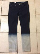 """NEW 1969 Gap Always Skinny Two Tone Jeans Sz 26 29"""" Ankle NWT"""