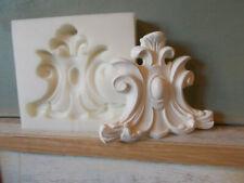 Small corbel silicone rubber mold resin plaster cement
