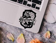 Harry Potter Hufflepuff Crest Vinyl Decal, Hufflepuff Decal for Laptop, Wall 6