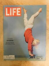 life magazine may 14 1965 skateboarding cover