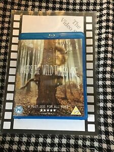 Where The Wild Things Are ( Blu-ray )