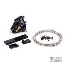 LESU Differential Lock Gear Box Transmission 1/14 TAMIYA RC Tractor Truck Dumper