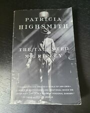New listing The Talented Mr. Ripley Patricia Highsmith Novel Book 2008 Good Used