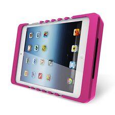 iLuv Pulse ica8t349 ROSA NERO DOPPIO STRATO Custodia Protettiva per iPad mini