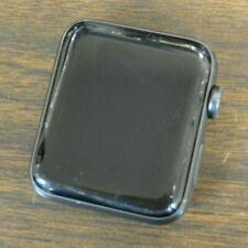 Apple Watch Series 3 42mm Aluminum Case - Cracked Screen, Parts Or Repair