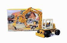 Conrad 2833 Liebherr Wheeled Excavator Die-cast 1/50 O Scale Brand-new MIB