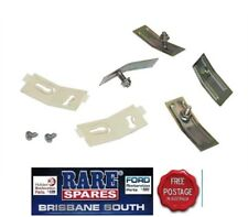 FORD FALCON XY GT BOOT MOULDING CLIP SET  RARE SPARES BRISBANE SOUTH