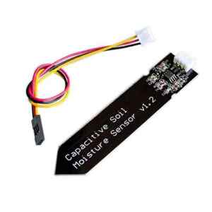 Analog Capacitive Soil Moisture Sensor V1.2 Corrosion Resistant WithCable