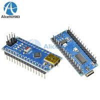 Mini USB Nano V3.0 CH340G ATmega328P 5V 16M Micro-Controller Board for Arduino