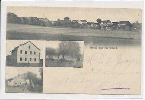 Gruß aus Bernried 1911 gelaufen aus Roetz