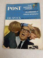 Vintage Post Magazine Saturday Evening Post Ads Advertisement May 7,1966