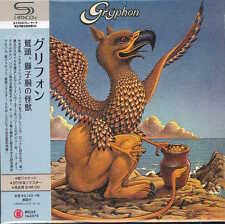 GRYPHON-GRYPHON-JAPAN MINI LP SHM-CD Hi25