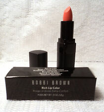 BOBBI BROWN RICH LIP COLOR - CORAL NECTAR 41 - FULL SIZE - BOXED