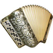 Horch, 100 Bass, German Button Accordion Bayan, 46