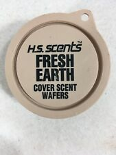 Cover Scent Wafers Hunters Specialties Fresh Earth Qty 3 Hunting Dirt Smell