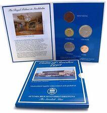 Unzirkulierte Münzen aus Schweden