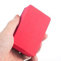 Car Wash Sponge Magic Clay Rub Block Auto Cleaning Wax Polish Pads Tool Eraser